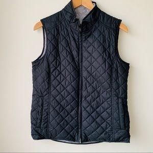 Jackets & Blazers - PETER MILLAR REVERSIBLE VEST